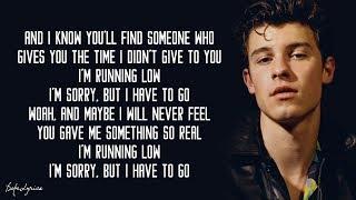 Download Lagu Shawn Mendes - Running Low (Lyrics) 🎵 Gratis STAFABAND
