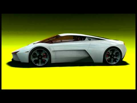 LAMBORGHINI CONCEPT INDOMABLE.mov