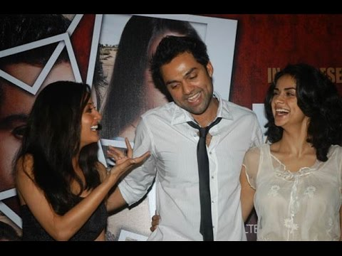 Abhay Deol And Gul Panag At The Step Up All In Premiere