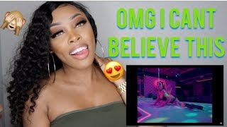 REACTING TO SCHWESTA EWA feat. SXTN - Tabledance (Official Video) ► Prod. von LIA| Ashley Deshaun