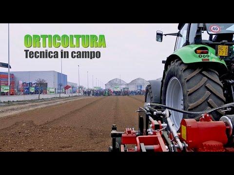 ORTICOLTURA TECNICA IN CAMPO - Arrivederci alla prossima edizione!
