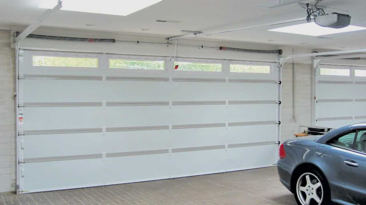 Measuring your opening for a Martin Garage Door - YouTube
