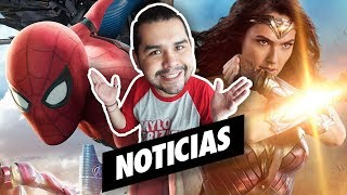 Noticias - ¿SECRETO en Infinity War?, Wonder Woman, Caballeros del Zodiaco, Game of Thrones y más...