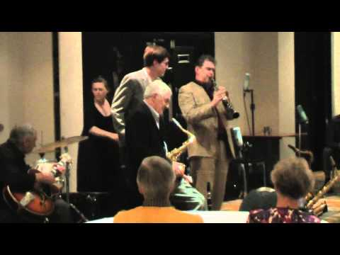 All of Me - Brendan Gifford with John Petters Swing Band