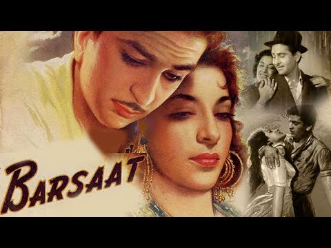 Barsaat│Full Hindi Movie│Raj Kapoor Nargis