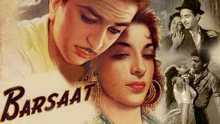 Barsaat│full Movie│raj Kapoor│nargis