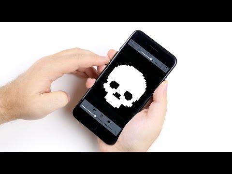 Это видео убивает iPhone