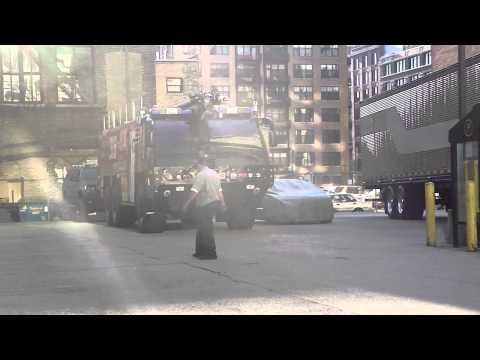 Thumb Sentinel Prime in Transformers 3 (Rosenbauer Panther fire truck)