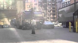 Thumb Sentinel Prime en Transformers 3 (Camión de Bomberos Rosenbauer Panther)