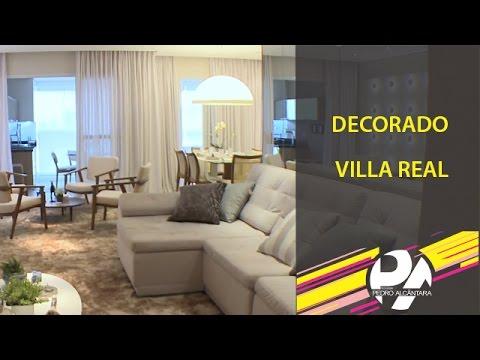 Decorado Villa Real