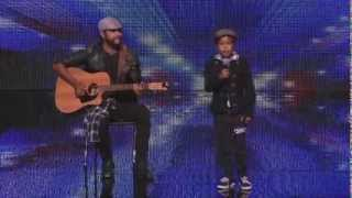 Australia's Got Talent 2013 | Auditions | Dean Brady