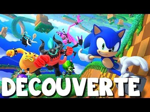 (Decouverte) Sonic Lost World