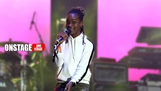 Download Song Cocoa Tea Brings Koffee & The Crowd Goes Wild - Buju's Long Walk To Freedom Concert Free StafaMp3