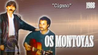 "Gipsy Os Montoyas... ""Cigano""...""Gipsy""... 1988"