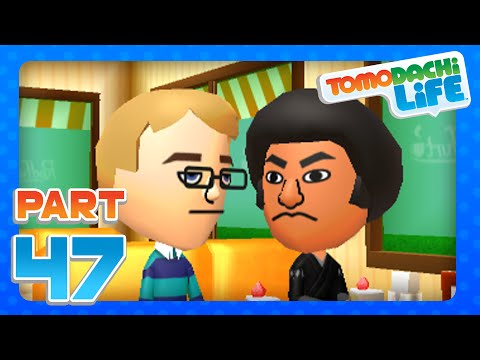Tomodachi Life - Part 47 - Gossip Boys!  (3DS) klip izle