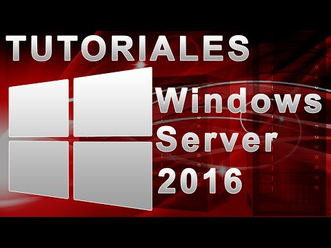 Curso De Windows Server 2016 - 01  Instalación Y Novedades De Windows Server 2016