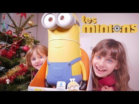 [JOUET] Des Minions par millions ! - Studio Bubble Tea unboxing Minions