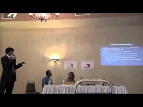 Matt Lucky Discusses Wind Potential in Haiti