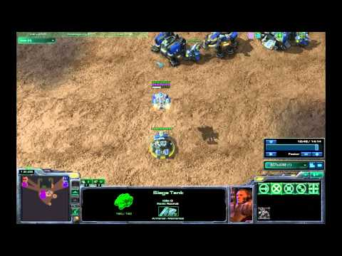 Terran Strategy Tutorial  - Medivac Tips and Tricks P2/2