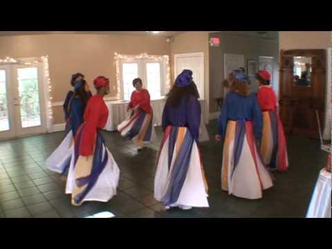 Hava nagila dance wedding