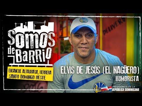 VIDEO: Elvis de Jesús (El Nagüero). Humorista