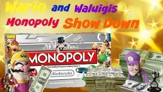 Wario and Waluigis monopoly show down (SMR Long)