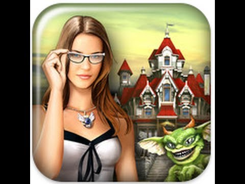 Mystery Manor FREE iPad App Review - CrazyMikesapps