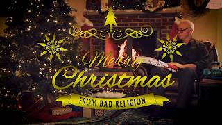 Bad Religion Christmas Yule Log