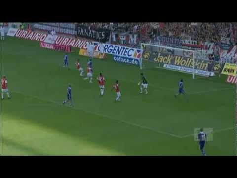 Klaas Jan Huntelaar Schalke Goals 2012 [The Hunter] [HD]