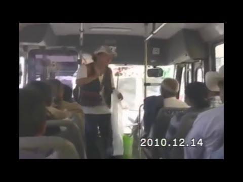 Payaso en el camión 2 Payaso Risos Rizados