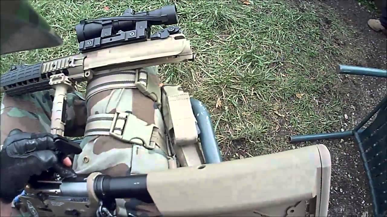 Airsoft War- Black Ops Airsoft in Zion, IL- CTF 5- How to ...