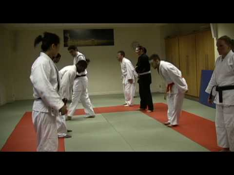 The Paul Cummins School of Judo in Walkinstown Dublin Ireland