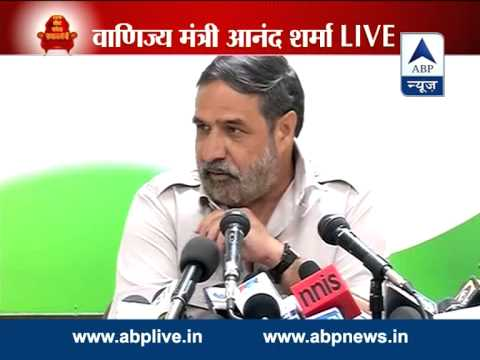 Anand Sharma hits out at Modi
