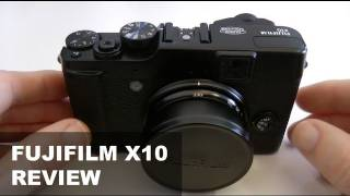 Fujifilm X10 Full Review