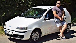 MALI A MOCAN - Fiat Punto 1.2 TEST