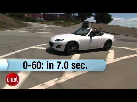 Car Tech: 2012 Mazda MX-5 Miata Touring PRHT