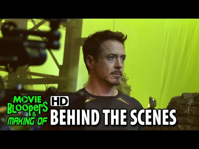 Avengers: Age of Ultron (2015) Making of & Behind the Scenes + Movie Trivia