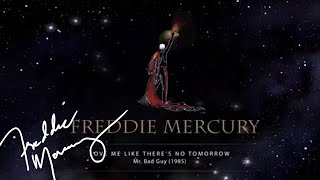 Freddie Mercury - Love Me Like There's No Tomorrow (Official Lyric Video)