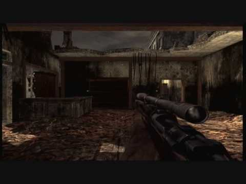 Call of duty 5 radio sound on downfall