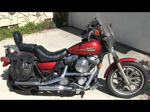 Harley Davidson Fxr Models