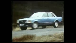 Ford Granada Advert (UK)