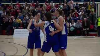 Women's National Cup Semi Final: Team Montenotte 71 - 65 DCU Mercy