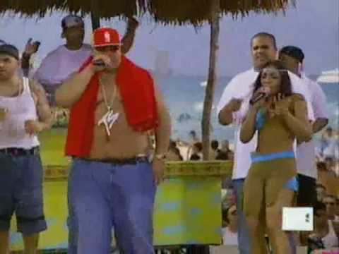 Fat Joe feat Ashanti  Whats Love  2002 MTV Spring Break