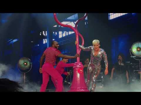 P!NK - Beautiful Trauma (LIVE, Beautiful Trauma Tour 2018)