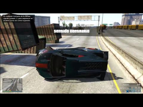 Locuras en GTA V..| La Carrera de la Muerte...con YouTubers! (•̪(•̪●)̪●) ¿RETO?