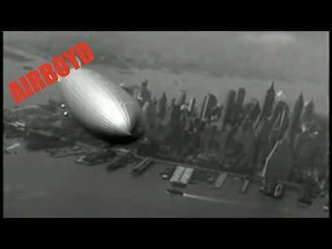 Hindenburg Explodes (1937)