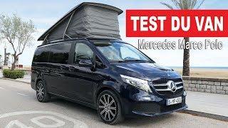 On a testé le nouveau Mercedes Marco Polo
