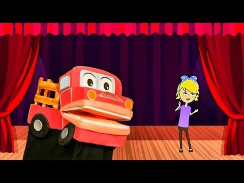 Arriba, Abajo, Derecha, Izquierda - Barney El Camion - Canciones Infantiles - Video Para Niños # video