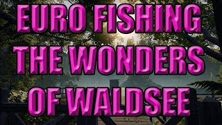 Euro Fishing | The Wonders Of WALDSEE featuring 3 boss fish