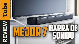 ✅barra de sonido: Las Mejores barra de sonido (Guia De Compra)